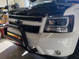 2011 Chevrolet Avalanche Halo Projector Headlights Installation