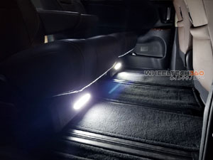 Toyota Sienna Interior LED Upgrade Installation