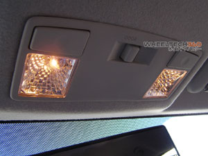 Interior Map Light LED light sInstallation