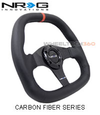 NRG Steering Wheel (Carbon Fiber Series)
