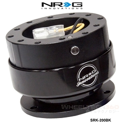 NRG Steering Wheel Quick Release (Gen 2.0)