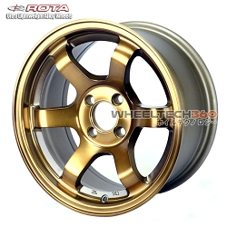 Rota Wheel Grid Concave Full Royal Sport Bronze 15x7