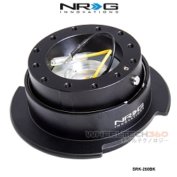 NRG Steering Wheel Quick Release (Gen 2.5)