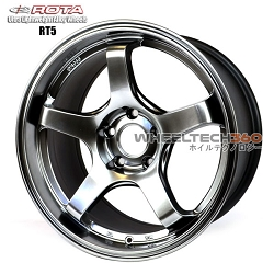 Rota Wheel RT5 Hyper Black 17x9