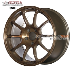 ROTA Wheel SS10-R (17x9, 5x100+42mm, 73mm Hub)