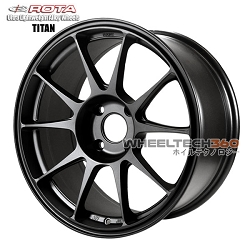 ROTA Wheel Titan (17x8, 4x108+40mm, 73mm Hub)