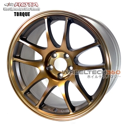 Rota Wheel Torque Full Royal Sport Bronze 17x9