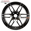 Rota Wheel TS6 Gun Metal 18x8.5
