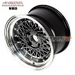 Rota Wheel Wired Royal Hyper Black 15x9