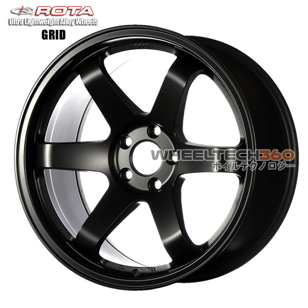 ROTA Wheel Grid (18x9.5, 5x112+38mm, 73mm Hub)