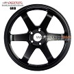 Rota Wheel Grid Flat Black 18x9.5