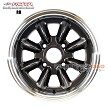 Rota Wheel RB Royal Gun Metal 13x8
