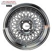 Rota Wheel Wired Royal Hyper Silver 15x9